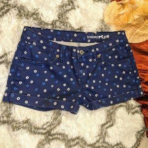Tommy girl shorts
